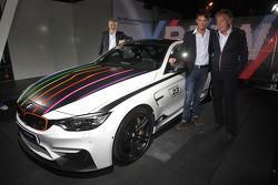 The BMW M4 Marco Wittmann championship edition