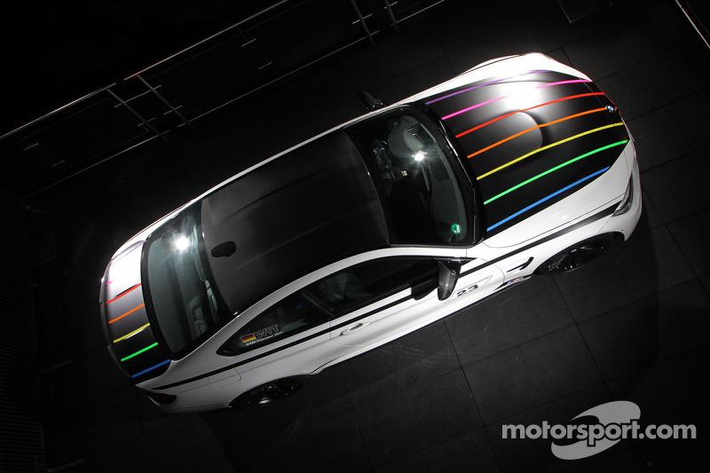 BMW M4, Marco Wittmann, Meister-Edition