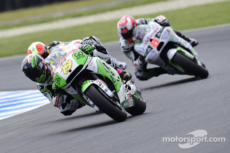GP de Australia 2014: Alvaro Bautista (6º)
