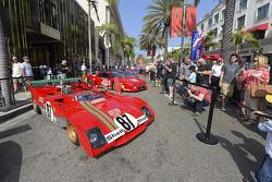 Ferrari North America 60th anniversary celebration in Beverly Hills