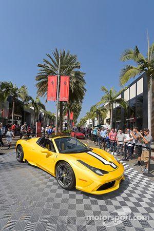 60 Jahre Ferrari North America in Beverly Hills