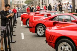 60 Jahre Ferrari North America in Beverly Hills