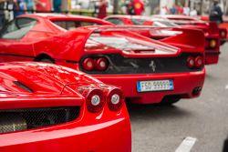 Ferrari North America 60e verjaardag festiviteiten in Beverly Hills