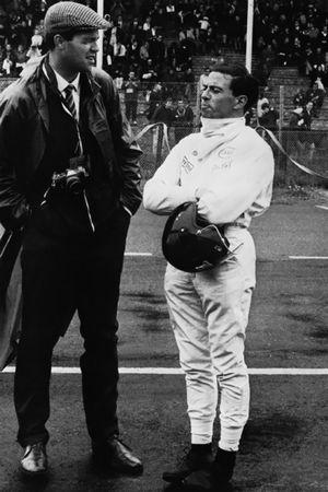 Jim Clar, Lotus, mit David Phipps
