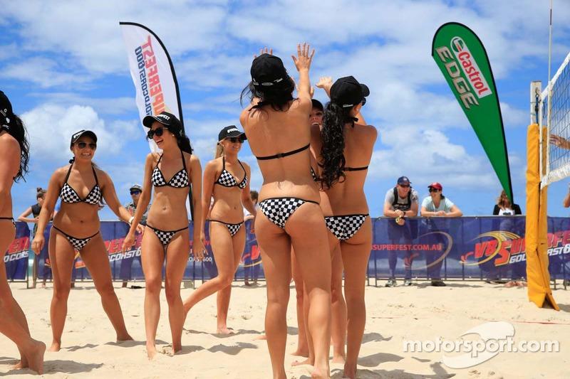 Beach-Volleyball ...