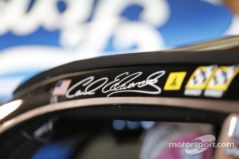 Carl Edwards, Roush Fenway Racing Ford : Détail