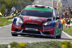 Nicolas Fuchs y Fernando Mussano, Ford Fiesta R5