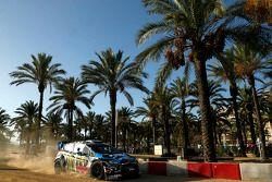 Ken Block and Alex Gelsomino, Ford Fiesta R5