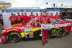 Pole position Jamie McMurray, Ganassi Racing Chevrolet