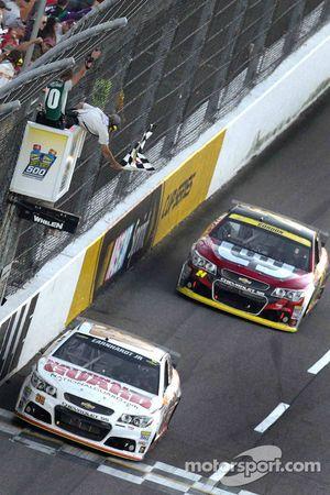 Dale Earnhardt Jr., Hendrick Motorsports Chevrolet : Vainqueur