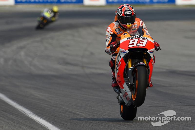 2014: Marc Marquez, Honda