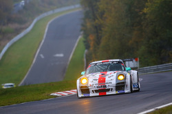 #84 Rinaldi Racing Porsche 911 GT3: Marco Seefried