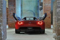 Exclusivo convite da Ferrari Sergio designed by Pininfarina