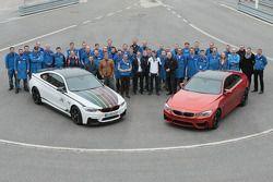 2014 DTM champion Marco Wittmann visits BMW factory