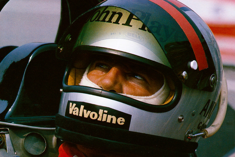 Mario Andretti - Um título (1978)