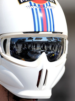Williams F1 Team : mécanicien