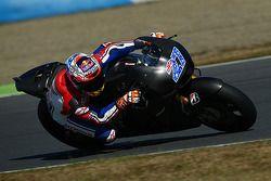 Casey Stoner teste la Honda MotoGP