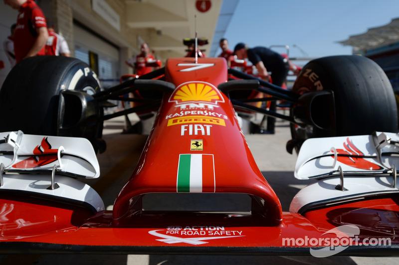 ¿Y la de Ferrari?