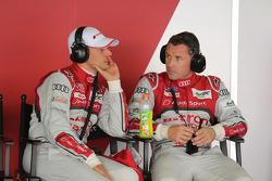 Loic Duval ve Tom Kristensen