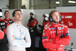 Nicolas Prost ve Nick Heidfeld