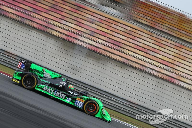 #30 Extreme Speed Motorsports HPD ARX 03b - 本田: 斯科特·夏普, 瑞恩·迪埃尔, 里卡多·冈萨雷斯