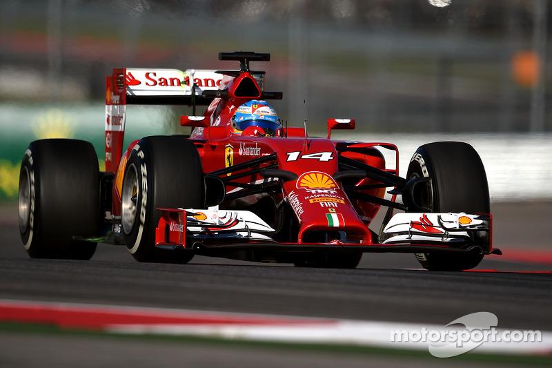 2014年:フェラーリF14 T