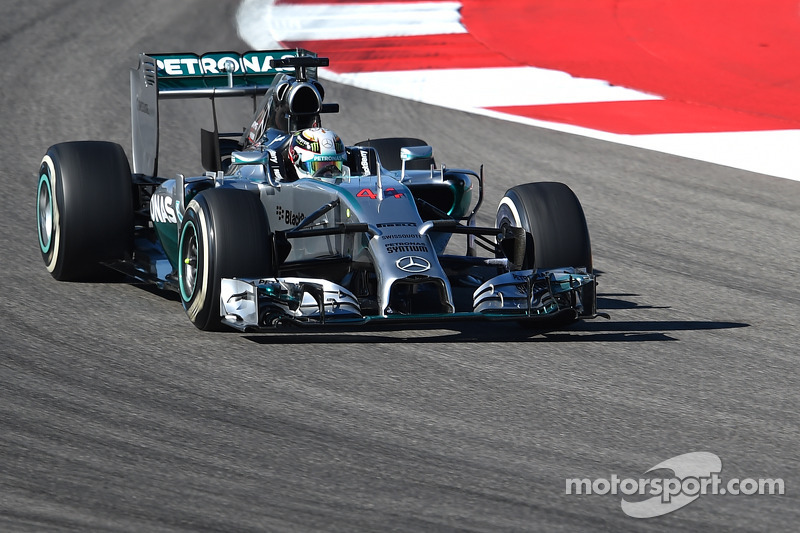 2014 (Austin): Lewis Hamilton (Mercedes F1 W05 Hybrid)