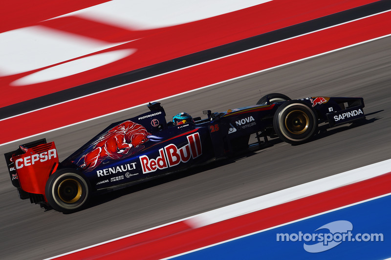 2014 : Toro Rosso STR9