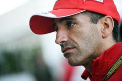 Marc Gene, Ferrari tester