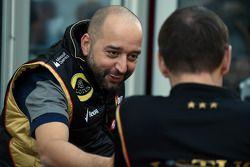 杰拉德·洛佩兹,路特斯F1车队总监
