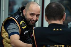 Gérard Lopez, Lotus F1