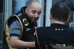 Gerard Lopez, Lotus F1, Teamchef