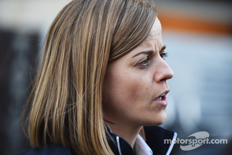 Susie Wolff, Williams F1 Team terzo pilota