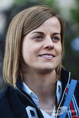 Susie Wolff, Williams F1 Team third driver