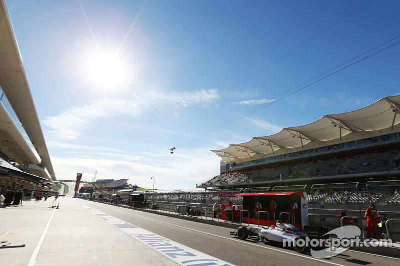 Felipe Nasr, Williams FW36 Test ve Yedek Pilotu pitten ayrılıyor