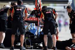 Romaen Grosjean, Lotus F1 E22