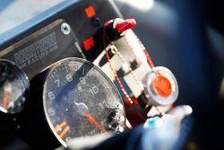 NASCAR gauges