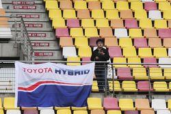 Toyota Hybrid fan