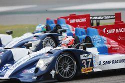 #37 SMP Racing Oreca 03 - Nissan: Kiriil Ladygin, Viktor Shaitar, Anton Ladygin