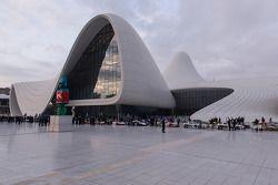 Crystal Hall en Bakú