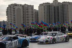 Parade à Baku