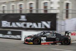 #4 Belgian Audi Club Team WRT Audi R8 LMS Ultra: Vincent Abril, Mateusz Lisowski