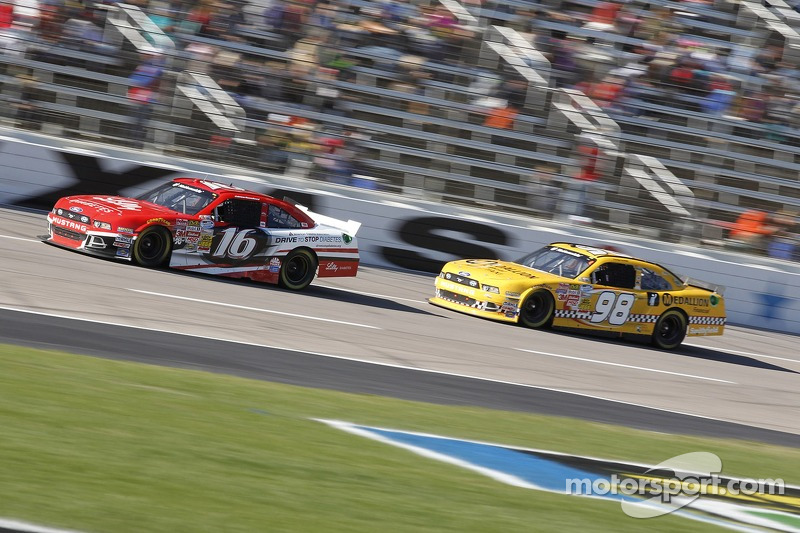 Ryan Reed and Corey Lajoie