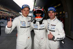 Third place for Romain Dumas, Neel Jani, Marc Lieb