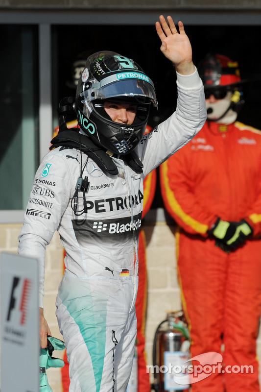 Segundo lugar Nico Rosberg