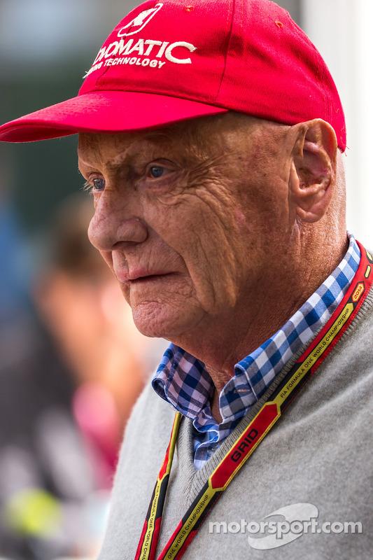 Niki Lauda, Mercedes F1