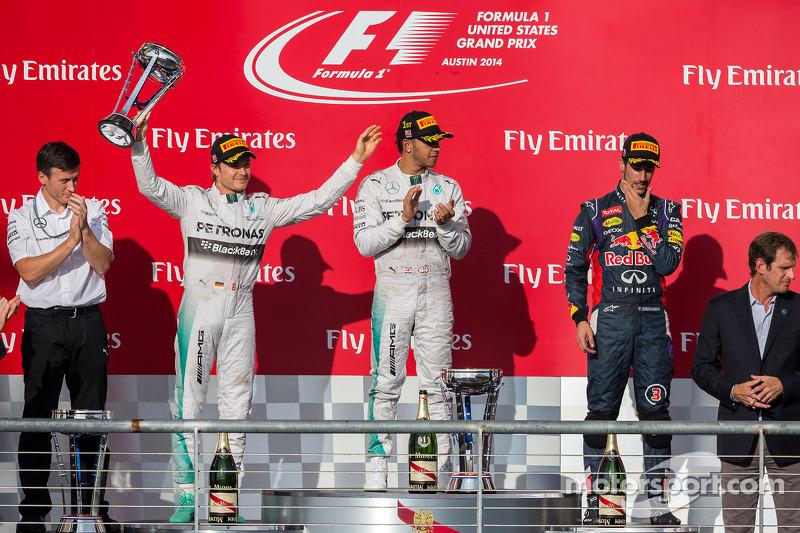 25 (2014) GP de Estados Unidos Segundo lugar
