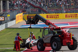 Sauber d'Adrian Sutil