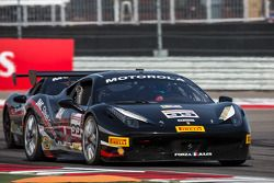 #99 Ferrari of Ontario 法拉利 458: 巴里·泽凯尔曼