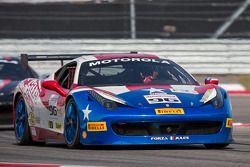 #96 Ferrari de Fort Lauderdale: Victor Gomez
